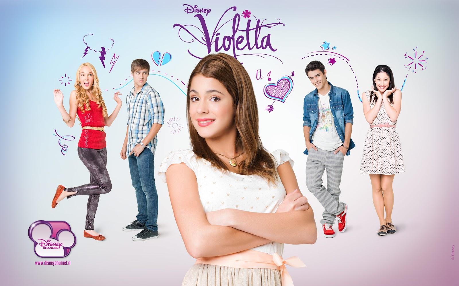 """Comienza la segunda temporada de """"Violetta"""" por Disney Channel"""