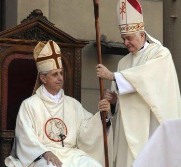 Poli asumió como Arzobispo de Buenos Aires
