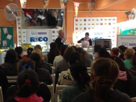 Cursos de cocina para generar micro emprendimientos en Vicente López
