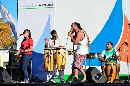 Se realizó la primera fecha del San Fernando Rock 2013