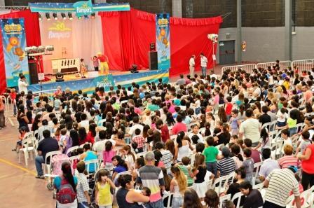 """Más de 3 mil personas disfrutaron del """"Festival del Bebé"""" en San Fernando"""