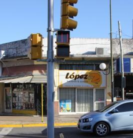 En San Isidro instalan semáforos dinámicos para mejorar la señalización