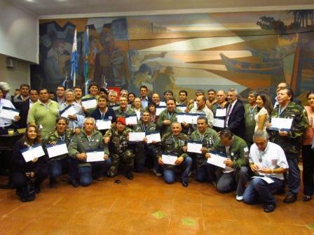 Tigre declaró Ciudadanos Ilustres a los ex Combatientes de Malvinas