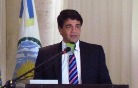 El intendente de Vicente López Jorge Macri