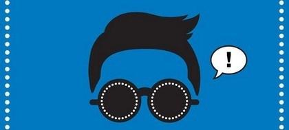 El cantante surcoreano Psy alcanzó nuevo record con su flamante video Gentleman