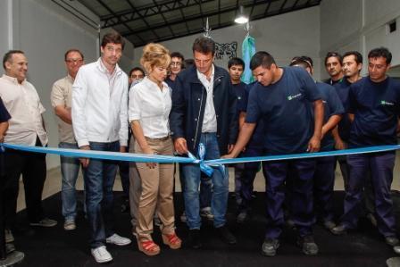 Se inaugur� en Tigre un centro de recepci�n de aparatos electr�nicos y el�ctricos en desuso