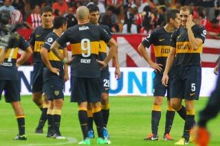 Boca igualó el record que no quería alcanzar: el de mayor cantidad de partidos sin ganar