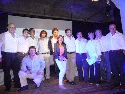 ConVocación San Isidro presentó sus candidatos a concejales