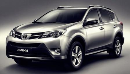 Toyota Argentina presentó la cuarta generación de RAV4