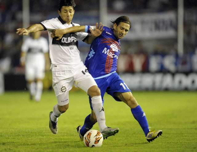 Tigre le toma el gustito a la copa: le ganó el juego de ida a Olimpia