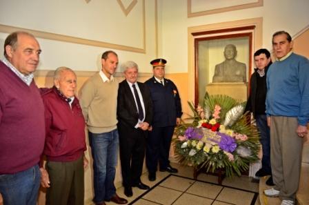 Los Bomberos Voluntarios de San Fernando cumplieron su 117° aniversario