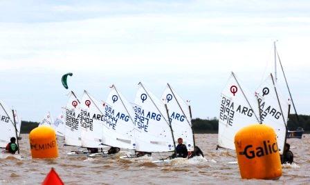 El Yacht Club Olivos, Vencedor en la Copa Por Equipos de Optimist