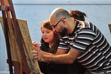 Mas de 150 artistas participan de puertas abiertas en el alto de San Isidro