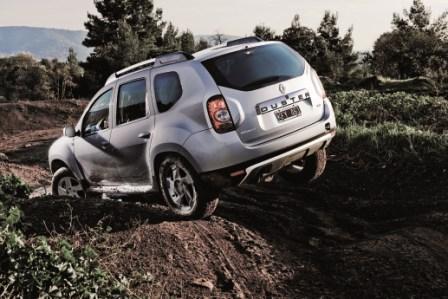 Renault Duster, y más seguridad en todas sus versiones