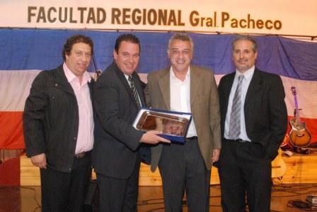 La Unión Vecinal General Pacheco Sur celebró sus bodas de oro