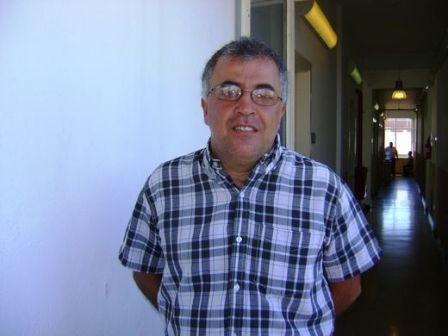 Fabián Alessandrini,Secretario general de la ATE Zona Norte y secretario general adjunto de la CTA