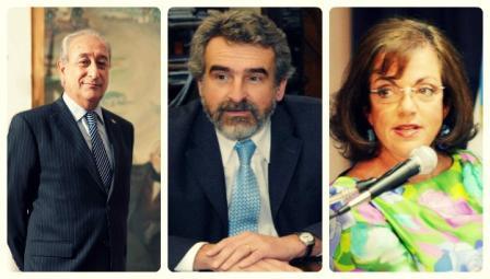 Arturo Puricelli como ministro de Seguridad y a Agustín Rossi, en la cartera de Defensa