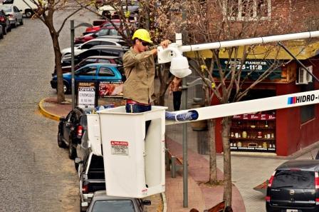 San Fernando suma cámaras de seguridad en todo el distrito