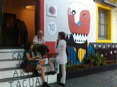Se renuevan las actividades en la Casa de las Artes Tacuarí