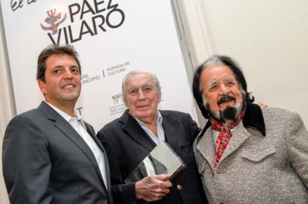 Páez Vilaró vuelve a vestir al MAT con sus colores