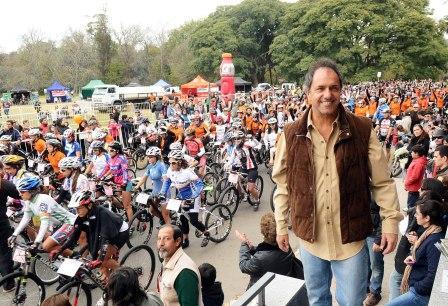 Scioli participó del día mundial del medio ambiente