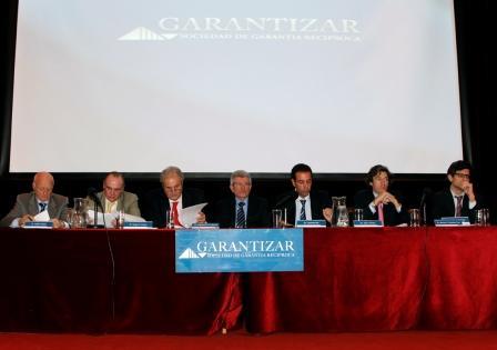 Asamblea aprobó el balance de Garantizar SGR y ratificó a Leonardo Rial como su presidente