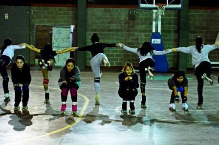 Las 200 alumnas de la Escuela Municipal de Patín Artístico harán una muestra especial el 15 de junio