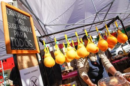 Nuevas actividades en el Mercado Sabe la Tierra en Tigre