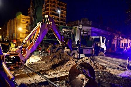 San Fernando: Importantes avances en el Túnel de Chacabuco