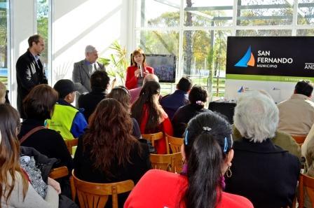 San Fernando reconoció a las empresas e instituciones que colaboraron en el temporal del 2 de abril