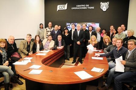 Acuerdo entre las Cámaras de Comercio de Tigre y Defensa del Consumidor