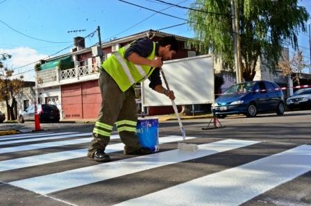 Plan Integral de seguridad y embellecimiento de la Avenida Sobremonte