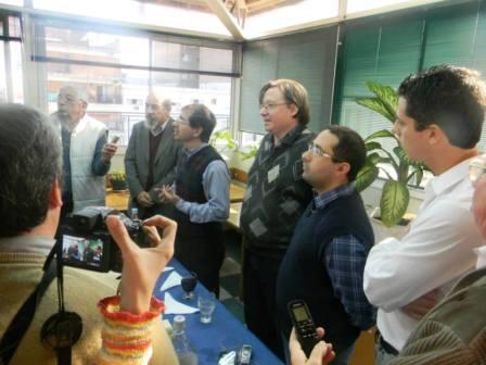 El Concejo Deliberante de Vicente López realizó un homenaje por el Día del Periodista