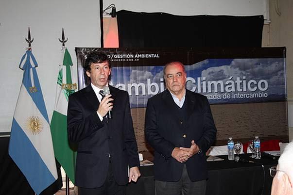 Gustavo Posse y Carlos Prassel