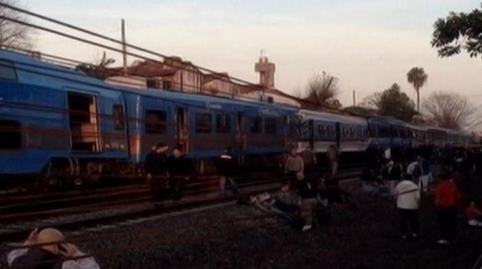 El tren que chocó al otro en Castelar estuvo seis meses parado en reparación, aseguro un gremialista