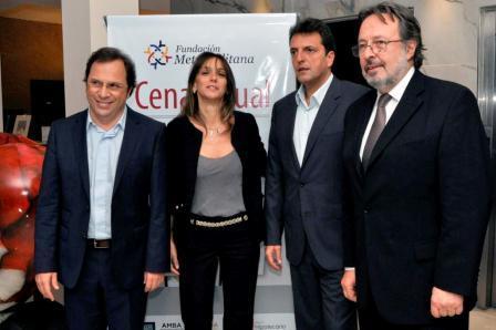 La Fundación Metropolitana realizó su Cena Anual
