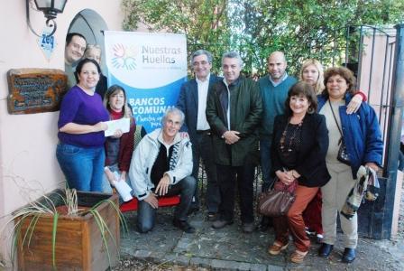 """Tigre en gestión asociada con """"Nuestras Huellas"""" otorga incentivos económicos a los emprendedores"""