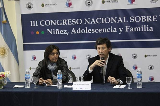 En San Isidro, Posse cerró el III Congreso Nacional sobre violencia