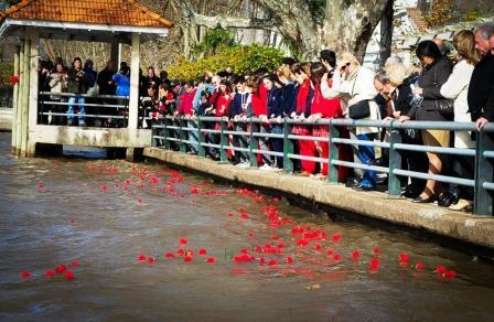 Se conmemoró en Tigre el 31° Aniversario del Día de la Máxima Resistencia