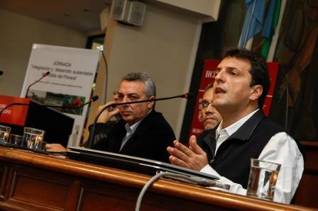 """Primera """"Jornada de integración y desarrollo sustentable del Delta"""", en Tigre"""