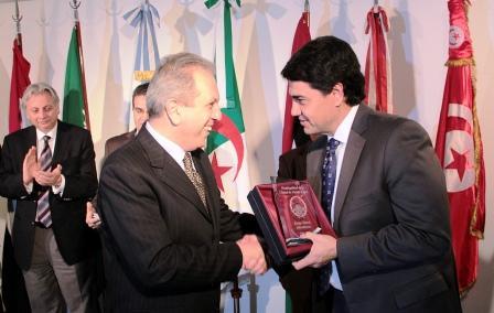 Abrió la Semana de la Cultura Árabe en Vicente López