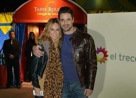 Luciano Castro y Sabrina Rojas son padres de Esperanza