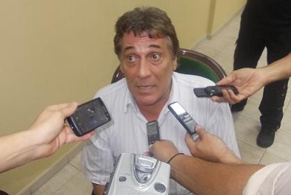 Carlos Sandá presidente del Bloque PRO del Concejo Deliberante de Vicente lopez