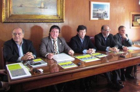 Carlos Prassel, Rivera, Posse, Vittorelli y Bericeartúa