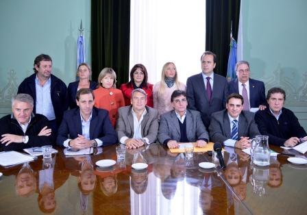 Frente Renovador presentó un paquete de proyectos sobre seguridad