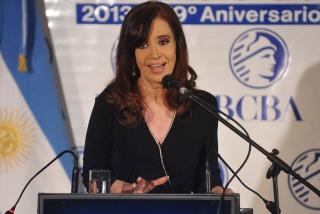 La Presidenta anunció la entrada en vigencia de la nueva ley de mercado de capitales