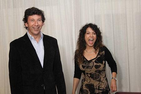 Patricia Sosa y Gustavo Posse anunciaron el recital para este fin de semana