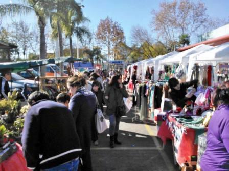Nueva Feria artesanal y cultural de Origen Tigre