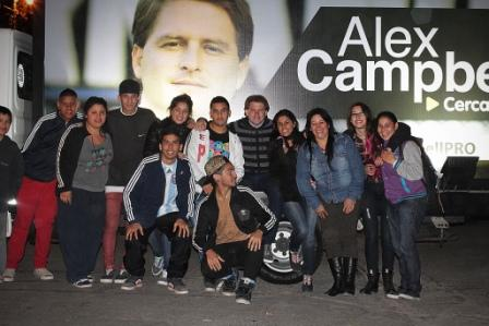 Alex Campbell