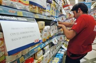 Suben los alimentos ante el regreso del IVA